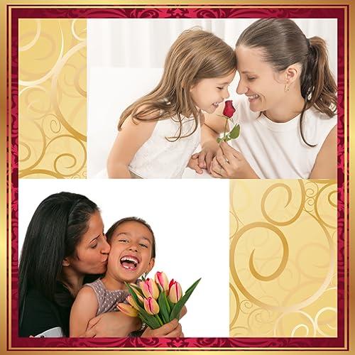 Mütter Tag Collage
