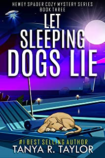 Let Sleeping Dogs Lie (Hewey Spader Cozy Mystery Series Book 3) (English Edition)