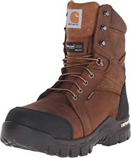Carhartt Men's Ruggedflex Safety Toe Work Boot