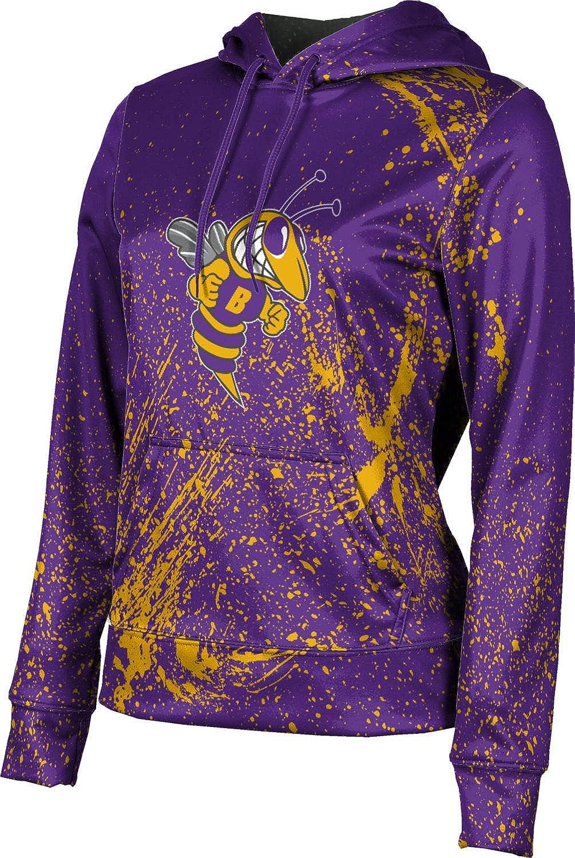 C. E. Byrd High School Girls' Pullover Hoodie, School Spirit Sweatshirt (Splatter)