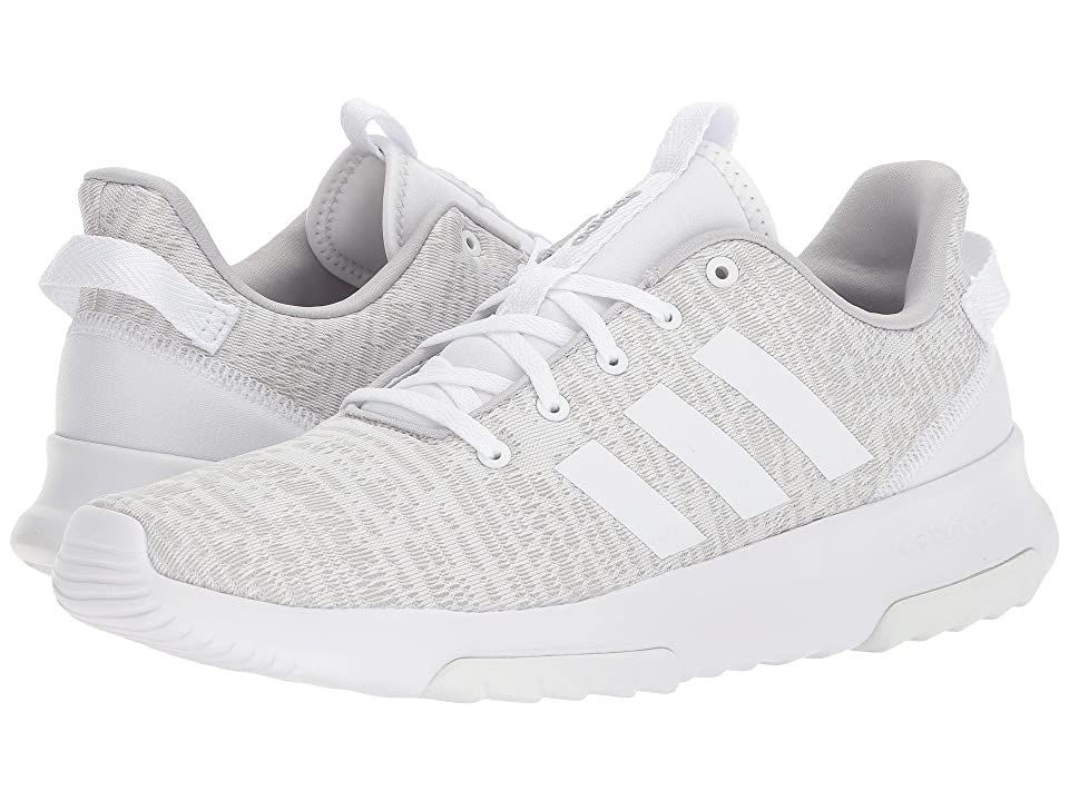 adidas Cloudfoam Racer TR (Grey/White/Grey Two) Men