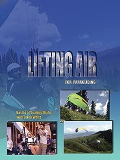 Lifting Air for Paragliding