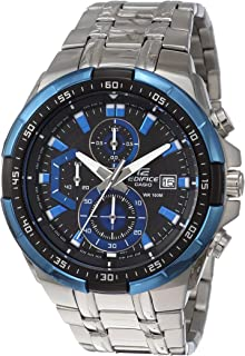 Casio Edifice Men's Stainless Steel Chronograph Watch