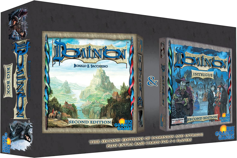 Dominion Big Box  Board Game $39.71 Coupon