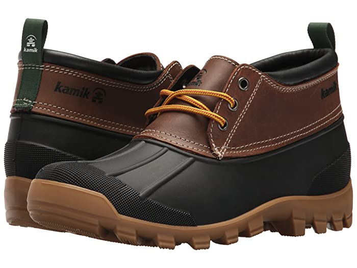 Kamik  Yukon 3 (Dark Brown 1) Mens Lace up casual Shoes