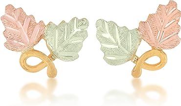 product image for Black Hills Gold Vine Earrings