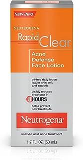Best neutrogena rapid clear 4 hours Reviews