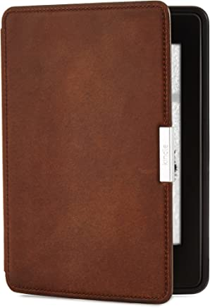 Limited Edition Premium Leather Cover for Kindle Paperwhite - fits all Paperwhite generations prior to 2018  (Will not fit All-new Paperwhite 10th generation)