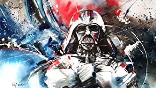 RFG REMOVE FROM GAME Vader Splash Playmat 24 x 14 inch Mousepad for Yugioh Pokemon Magic The Gathering