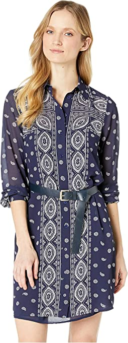 Foulard Shirtdress