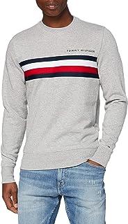 Tommy Hilfiger Hilfiger Logo Sweatshirt Sweater Homme
