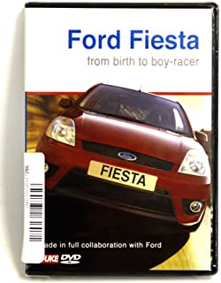 Ford Fiesta from Birth to Boy-Racer