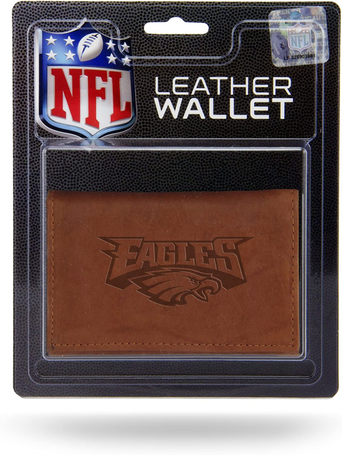 Rico Popular brand in the world 25% OFF Industries Embossed Leather Trifold Wallet