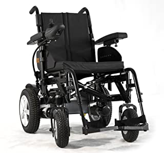 Easy Move Electric Power Wheelchair Deluxe