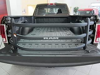 Dodge Ram Black Aluminum Tailgate Bed Extender Mopar OEM by Mopar