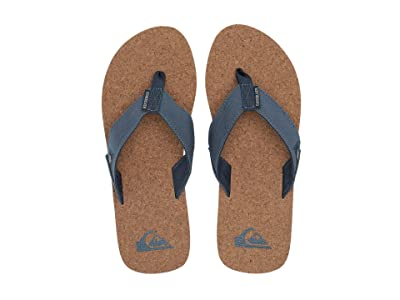 Quiksilver Molokai Abyss Cork (Blue/Brown/Blue) Men