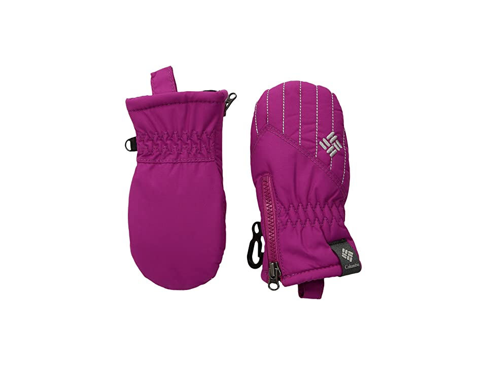 Columbia Chippewatm III Mitten (Infant) (Deep Blush) Snowboard Gloves