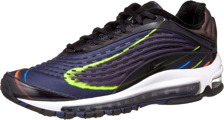 Nike Air Max Deluxe Men's shoes Black Black Midnight Navy aj7831-001