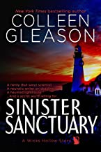 Sinister Sanctuary: A Ghost Story Romance & Mystery (Wicks Hollow Book 4)