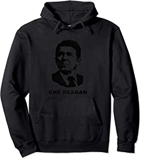 Che Ronald Reagan as God Shirt Funny Gifts Pullover Hoodie