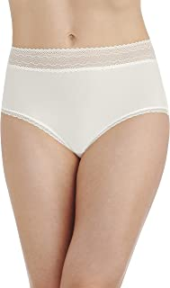 Vanity Fair Women's Flattering Lace Brief Panty 13281 Briefs