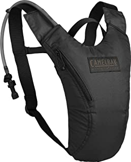 CamelBak HydroBak, Black, with 50oz (1.5L) Mil-Spec Crux Reservoir