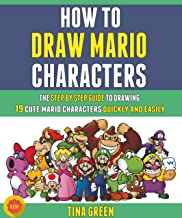 How To Draw Mario Characters The Step By Step Guide To Drawing 19
