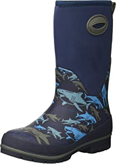 muck boots youth size 5