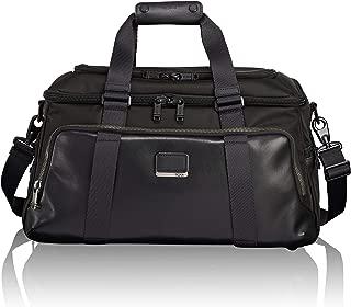 Alpha Bravo McCoy Gym Bag - Sports Travel Duffle Bag for Men and Women - Black