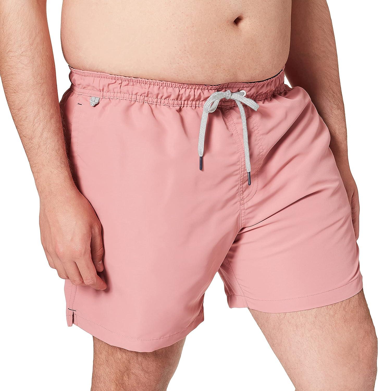 Springfield Banador Liso Basico Boy Shorts para Hombre
