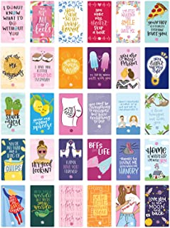 bloom daily planners Love Note Card Deck - Cute Sentimental Quote Cards - Set of Thirty 2