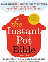 The Instant Pot Bible: The only book you need for every model of instant pot – with more than 350 recipes PDF