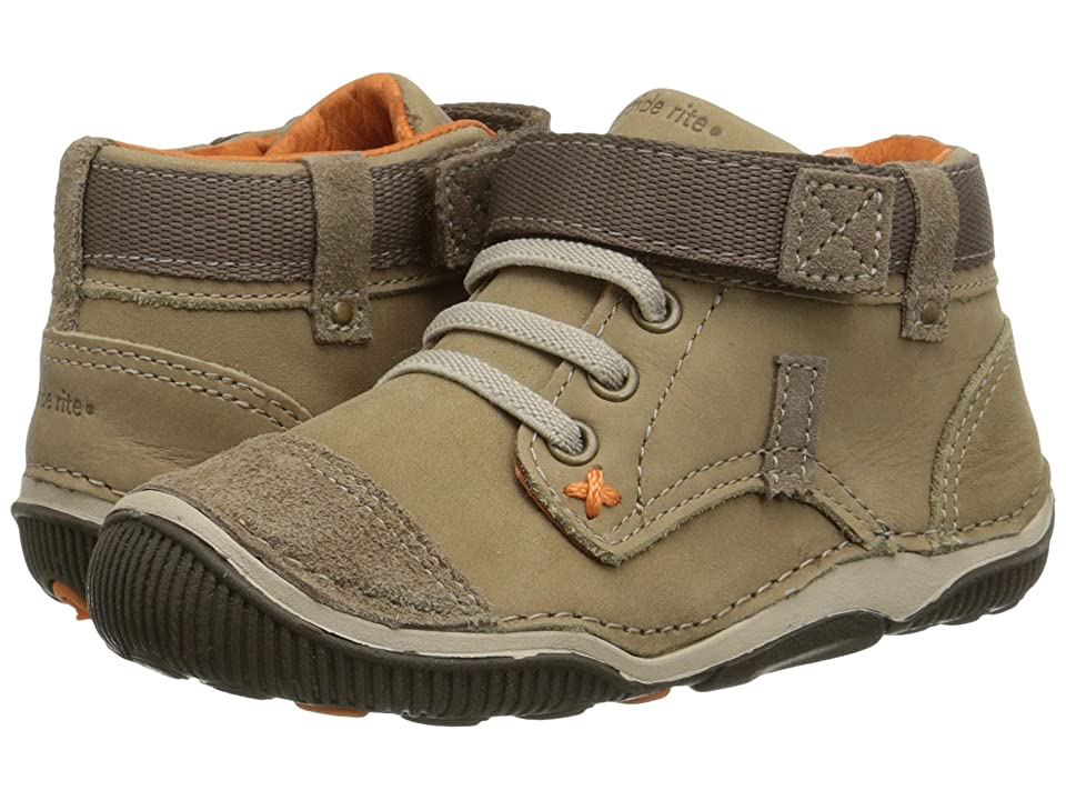 Stride Rite SRT Garrett (Toddler) (Brown) Boys Shoes