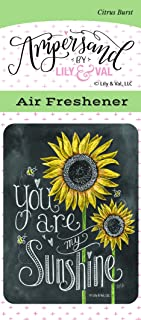 Enjoy It Ampersand You are My Sunshine Air Freshener (Citrus Burst Scented)