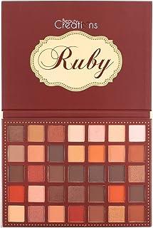 BEAUTY CREATIONS 35 Color Eyeshadow Palette - Ruby (並行輸入品)