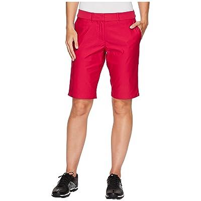 Nike Golf Bermuda Tournament Shorts (Sport Fuchsia/Sport Fuchsia) Women
