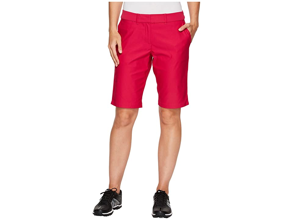 Nike Golf Bermuda Tournament Shorts (Sport Fuchsia/Sport Fuchsia) Women