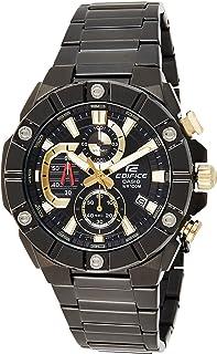 Casio Edifice Analog Black Dial Men's Watch - EFR-569DC-1AVUDF (ED489)