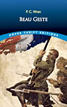 Beau Geste (Dover Thrift Editions)