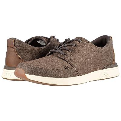 Reef Rover Low TX (Brown/Wool) Men
