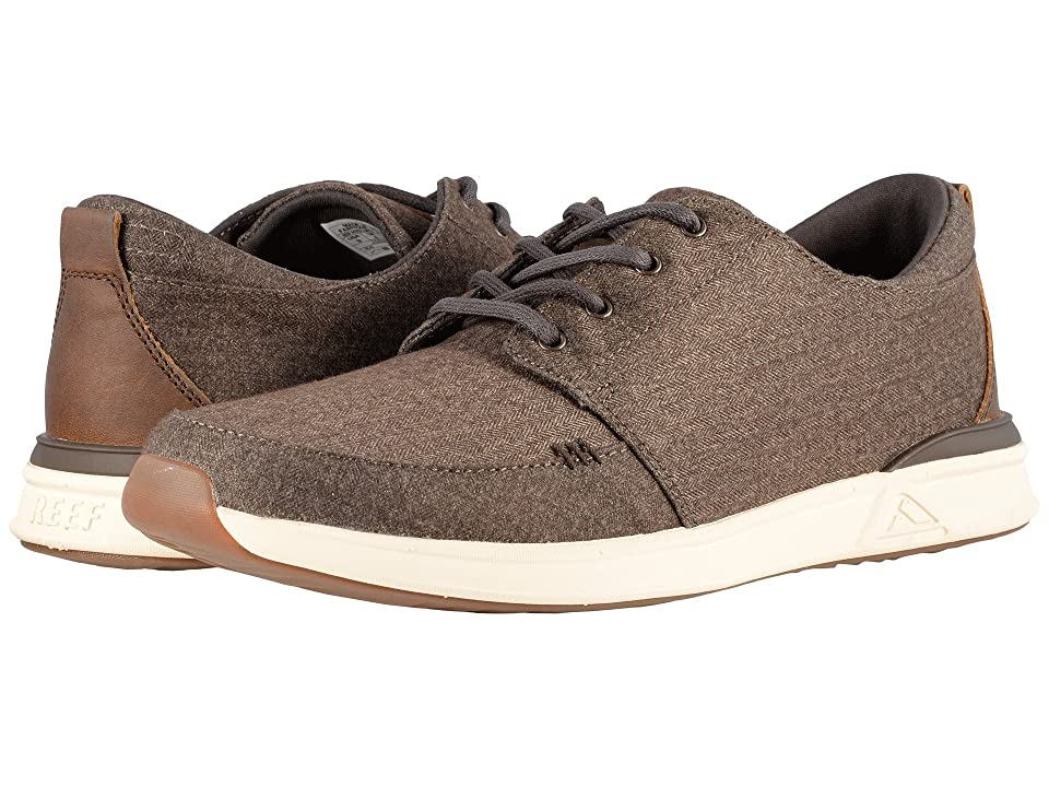 Reef Rover Low TX (Brown/Wool) Men