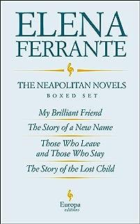 The Neapolitan Novels by Elena Ferrante Boxed Set (The Neapolitan Novels Boxed Set)
