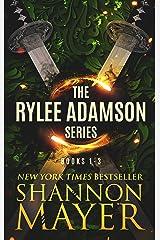 A Rylee Adamson Series: Books 1-3 Kindle Edition