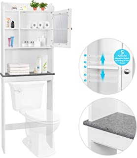 Best wicker over the toilet cabinet Reviews