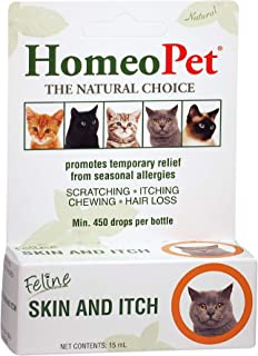 Best HomeoPet Feline Skin and Itch Review