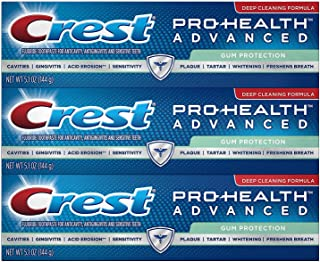 Best crest pro health advanced sensitive & enamel shield toothpaste Reviews