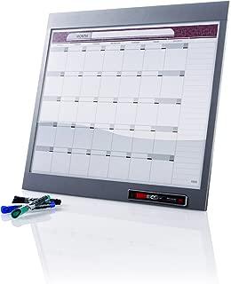 Quartet Inview Custom Whiteboard, 20.5 x 23 Inches, 0.5 Inch Graphite Frame (72983)