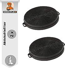 DREHFLEX - AK01-2 - 2 filtros de carbón (SPARSET) 210mm de