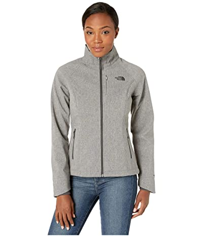 The North Face Apex Bionic 2 Jacket (TNF Medium Grey Heather) Women