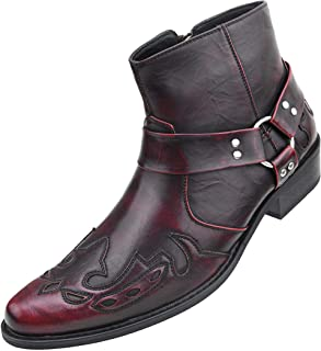fe8443cb6a5 Amazon.com: Zip - Chukka / Boots: Clothing, Shoes & Jewelry